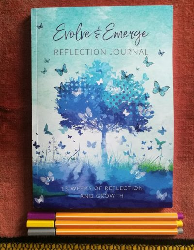 Evolve & Emerge Reflection Journal - cover